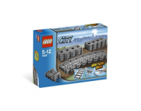 Lego city set sine drepte si flexibile 7499