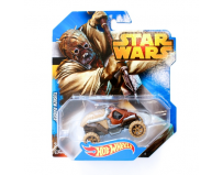 Mașinuță caracter Hot Wheels Star Wars: Tusken Raider - Mattel