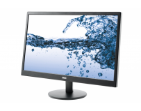 Monitor led aoc 21.5 inch, e2270swn (negru), full hd, vga