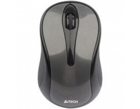 Mouse a4tech g3 wireless 2.4g, v-track padless, black (g3-630n)