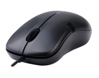 Mouse optic usb a4tech v-track (op-560nu-1), black, wired cu 3 butoane si 1 rotita scroll, rezolutie 1000dpi