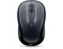 Mouse wireless logitech m325 nano usb, dark silver (910-002143)