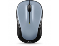 Mouse wireless logitech m325 nano usb, light silver (910-002335)