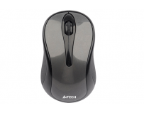 Mouse wireless optic a4tech (g7-360n-1), grey, wireless cu 3 butoane si 1 rotita scroll, rezolutie ajustabila 1000-2000dpi