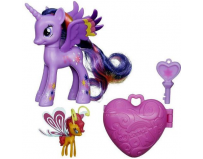 My Little Pony, Twilight Sparkle si Sunset Breezie.