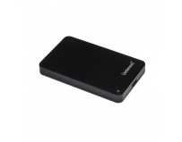 "HDD extern INTENSO, 500GB, Memory Case, 2.5"", USB 3.0, Negru"