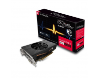 Placa video Sapphire, PULSE Radeon™ RX 570 , 4GB, GDDR5, 256 bit Memory Bus, PULSE, Interface: PCI-Express
