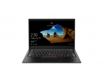 Laptop Lenovo ThinkPad X1 Carbon 6th, 14.0 WQHD (2560x1440) IPS, Anti- Glare, Non-Touch, Intel Core