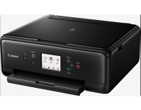 Multifunctional inkjet color Canon Pixma TS6150 Black, , dimensiune A4 (Printare, Copiere, Scanare),