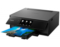 Multifunctional inkjet color Canon Pixma TS9150 Dark Grey, dimensiune A4 (Printare, Copiere, Scanare),