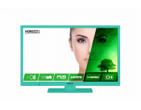 "LED TV HORIZON 24HL7123H, 24"" D-LED, HD Ready (720p) Very Narrow Design (12mm), CME 100Hz, DVB-S2/T2/C,"