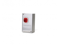 Honeywell Ademco, S/STEEL HOLD-UP SWITCH- LATCHING, SWITCH ,HOLDUPWITHARMOR COVER, 269R