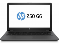 Laptop HP 250 G6, 15.6 inch LED HD Anti-Glare (1366x768), Intel Celeron N3350 (1.1GHz, up to 2.4GHz,
