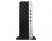 Desktop HP 600 G4 SFF, Intel Core i3-8100 Quad Core (3.6GHz, 6MB), video integrat Intel UHD Graphics,