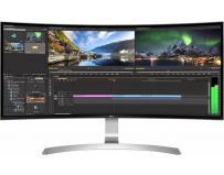"Monitor 34"" LG 34UC99-W, UWQHD 3440x1440, Ultra Wide, Curved, IPS, 21:9, LED, 5 ms, 300 cd/m2, contrast"