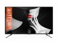 "LED TV HORIZON 43HL5320F, 43"" D-LED, Full HD (1080p) Very Narrow Design (12mm), CME 100Hz, DVB-T/C,"