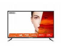 "LED TV HORIZON 43HL7520U, 43"" D-LED, 4K UHD (2160p) Very Narrow Design (12mm), CME 100Hz, DVB-S2/T2/C,"