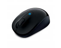 Mouse Microsoft Wireless BlueTrack Sculpt Mobile negru