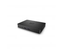 Docking Station (Port Replicator) Dell WD15, conectivity: 2x USB2.0, 3x USB3.0, 1x Gigabit Ethernet,