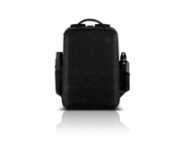 Dell Notebook carrying backpack Essential 15'', Scratch-proof, zippered, padded handles, organiser,