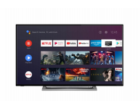 """LED TV TOSHIBA 4K-ANDROID 49UA3A63DG, 49"""" D-LED, 4K Ultra HD (2160p), DolbyVision HDR / HLG + MicroDimming,"""