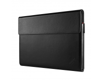 Lenovo ThinkPad X1 Ultra Sleeve; magnetic flap closure; black