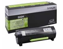 Toner Lexmark 50F2H00, black, 5 k, MS310d , MS310dn , MS410d ,MS410dn , MS510dn , MS510dtn with 3 year