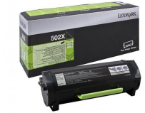 Cartus toner reconditionat Lexmark 50F2X0R, black, 10 k, MS410, MS415, MS510, MS610