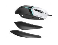 Dell Mouse AW959 Optical 12000 dpi, 11 buttons, Up to 11 all programmable buttons, 2 interchangeable