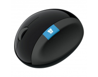Mouse Microsoft Wireless Sculpt Ergonomic business negru