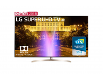 "Televizor LG 65SK9500PLA, LED, 65"", Smart TV, UHD/4K, 3840*2160, LG Alpha 7 Intelligent Processor, Advance"