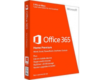 Licenta Cloud Microsoft Office 365 Home Premium English Subscriptie 1 an 5 Users P2