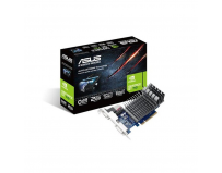 Placa video Asus NVIDIA 710-1-SL, GT710, PCI-E 2.0, 1024MB DDR3, 64bit, 954 Mhz, 1800 Mhz, VGA, DVI,