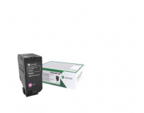 Cartus toner Lexmark 75B20M0, Return Program, magenta, 10 k, CS/CX 727, CS728