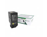 Toner Lexmark 75B20Y0, Return Program, galben, 10 k, CS/CX 727,CS728