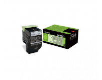 Toner Lexmark 80C2HK0, black, 4 k, CX410de , CX410de with 3 yearOnsite Service , CX410dte , CX410e ,