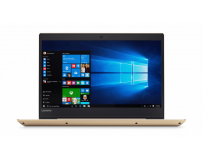 Laptop Lenovo IdeaPad 520S-14IKB, 14.0 HD (1366 x 768), Antiglare, Slim, Intel Core I3-7100U (2.4GHz,3MB),