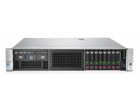 Server Rackabil HPE ProLiant DL380 Gen9 Intel Xeon E5-2620v4 8-Core (2.10GHz 20MB) 16GB (1 x 16GB) PC4-2400T-R