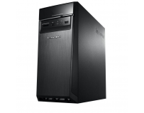 Desktop Lenovo IdeaCentre 300-20ISH Mini Tower, Intel Core i3-6100 (3.7GHz, 3MB), video dedicat nVidia