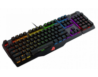 Asus Keyboard MA01 CLAYMORE/BN/US, 90MP00E1-B0UA00, Wired, USB 2.0, 1 *Claymore keyboard 80%, 1*Claymore