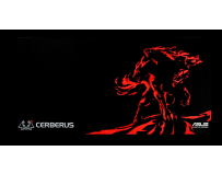 AS CERBERUS ROG MAT XXL RED GAM MOUSEPAD, CERBERUS MAT/XXL/RED/TRK/AS