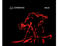 AS CERBERUS MAT/MINI/RED/TRK/AS GAMING MOUSEPAD, 90YH01C3-BDUA00