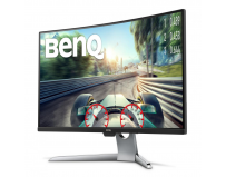"Monitor 31.5"" Benq EX3203R, QHD 2560*1440, VA, 16:9, LED, 4 ms, 400 cd/m2, 3000:1, 178/178, Flicker"