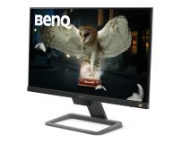 "Monitor 23.8"" Benq EW2480, IPS, FHD 1920*1080, 250 cd/mp, 1000:1, 178/178, 5 ms, 60 Hz, 16:9, boxe 2*2.5W,"