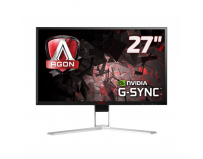 "Monitor 27"" AOC AG271QG, Gaming, IPS, 16:9, DCI 2K 2560 x 1080, WLED, 4 ms, 350 cd/m2, 178/178, 1000:1,"