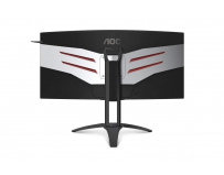 "Monitor 35"" AOC AG352UCG6, Gaming, Curved, WQHD 3440*1440, 120 Hz,4 ms, MVA, WLED, 21:9, 300 cd/mp,"