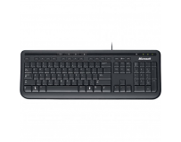 Tastatura Microsoft 600 Wired Multimedia Negru