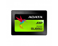 SSD ADATA, Ultimate SU650, 2.5, 120GB, SATA III, 3D NAND SSD, R/W speed: 500/300MB/s