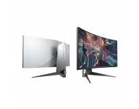 "Monitor Dell Gaming Alienware 34.14"" IPS WQHD 3440 x 1440 at 120 Hz, LED-backlit LCD monitor / TFT active"