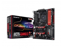 Placa de baza Gigabyte Socket AM4, AX370-GAMING K3, Dual channel memory: 4* DDR4 DIMM, DDR4 3200(O.C.)/2933(O.C.)/2667*/2400/2133